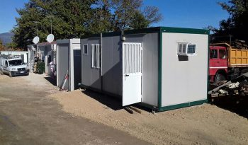 Pre Fabricated Housing Unit Outside